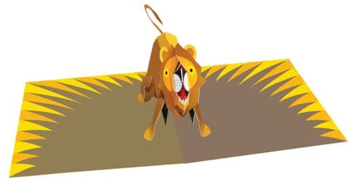 Animal Pops: Lion