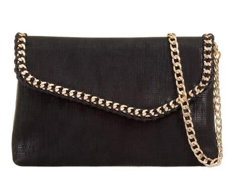 Stellawella Clutch Bag Black