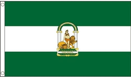 Andalusia 5ft x 3ft Flag