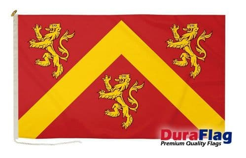 Anglesey Premium Quality DuraFlag¸ Rope & Toggle - 5ft x 3ft