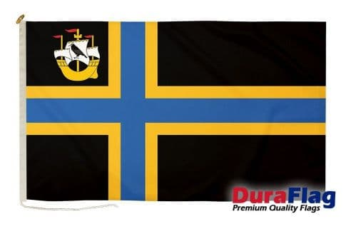 Caithness Premium Quality DuraFlag¸ Rope & Toggle - 5ft x 3ft