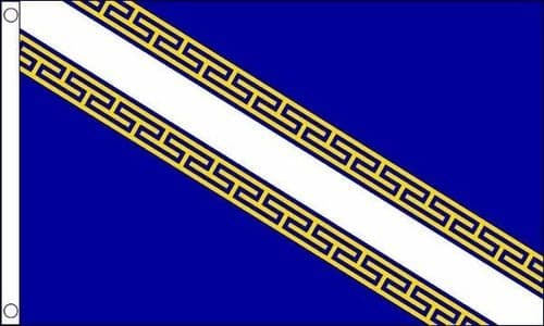 Champagne-Ardenne 5ft x 3ft Flag