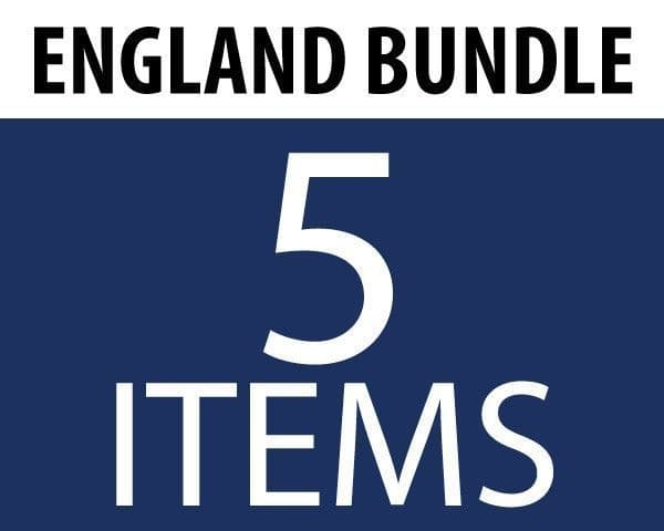 England Supporters Bundle (5 Items)