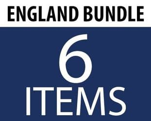 England Supporters Bundle (6 Items)