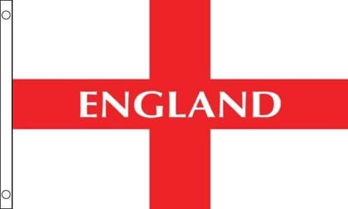 England Supporters Flag St George - 3ft x 2ft