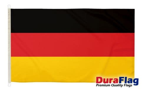 Germany Premium Quality DuraFlagö Rope & Toggle - 5ft x 3ft