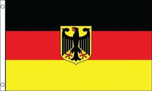 Germany State GIANT Flag - 8ft x 5ft 18.99