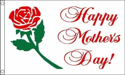 Happy Mothers Day Small Flag | Buy Happy Mothers Day Small Flag | NWFlags