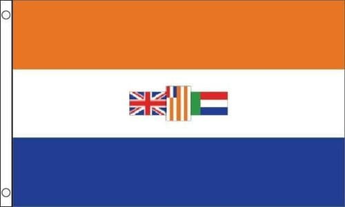 South Africa Old 5ft x 3ft Flag
