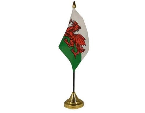 Wales Table Flag   Buy Wales Table Flag   NWFlags