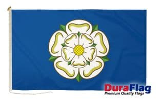 Yorkshire Premium Quality DuraFlag Rope & Toggle - 5ft x 3ft