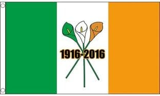 Easter Rising 100 Years 5ft x 3ft Flag Design 2