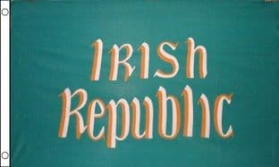 Easter Rising (Irish Republic) VALUE Flag - 3ft x 2ft