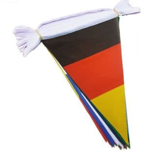 Euro 2020 Triangle Bunting (9m) - 24 Flags