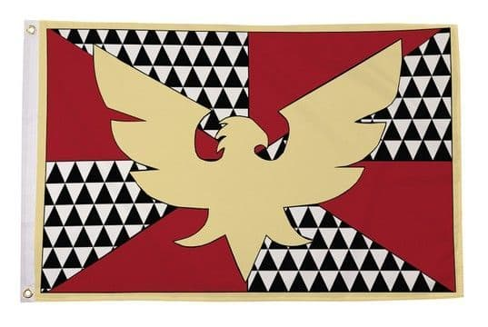 Feather Pride 5ft x 3ft Flag