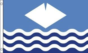 Isle of Wight  5ft x 3ft Flag
