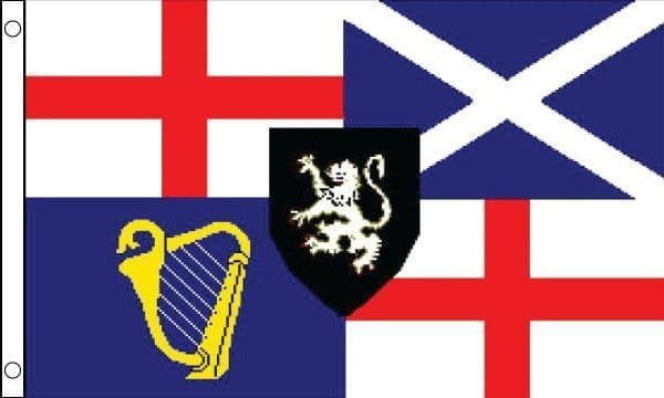 Lord Protectors Banner and Command Flag 1658 to 1659 - (5ft x 3f