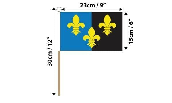 Monmouthshire Hand Flag