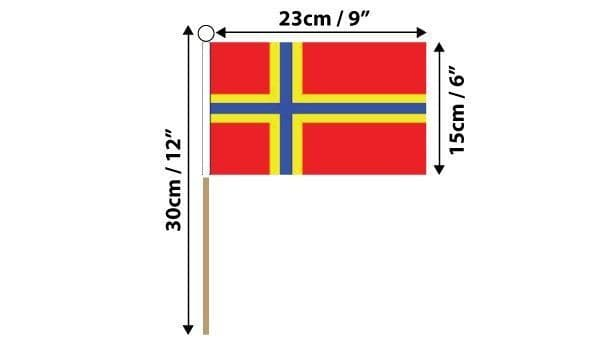 Orkney Hand Flag