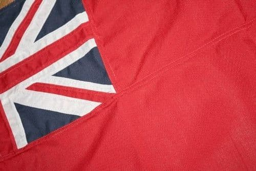 Red Ensign SEWN Small Flag | Buy Red Ensign SEWN Small Flag | NWFlags