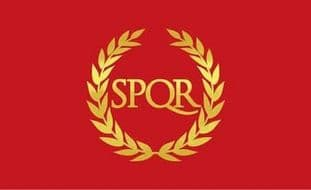 Roman Empire 5ft x 3ft Flag