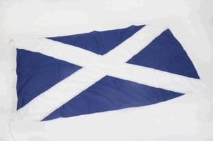 Scotland SEWN Flag - 3ft x 2ft