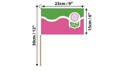 South Yorkshire Hand Flag | Buy South Yorkshire Hand Flag | NWFlags