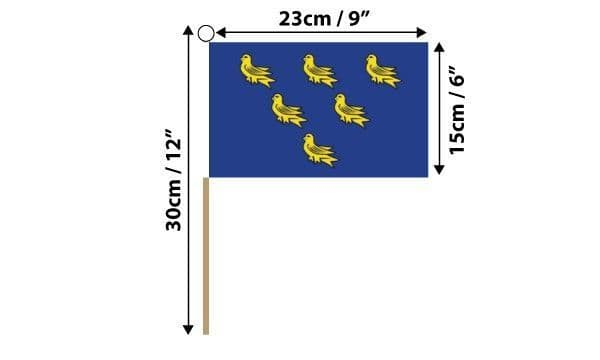 Sussex Hand Flag