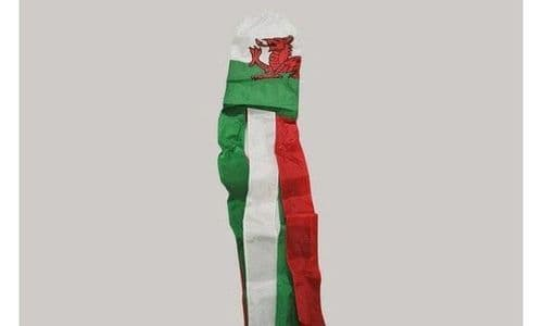Wales 5ft Windsock