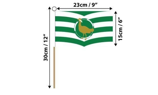 Wiltshire Hand Flag