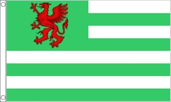 Wiltshire Old 5ft x 3ft Flag