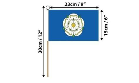 Yorkshire Hand Flag | Buy Yorkshire Hand Flag | NWFlags