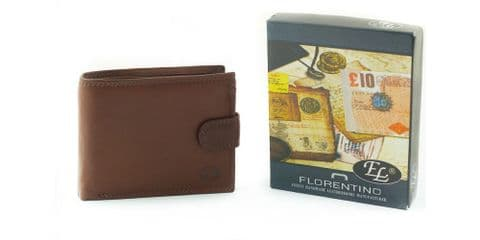 Florentino 51011 leather wallet