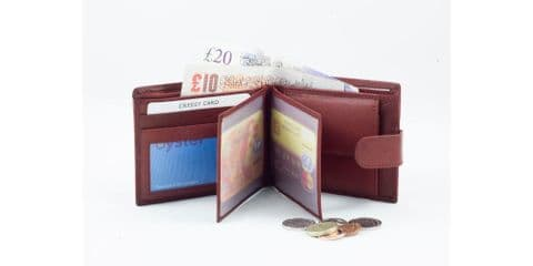 Florentino 96008 leather wallet