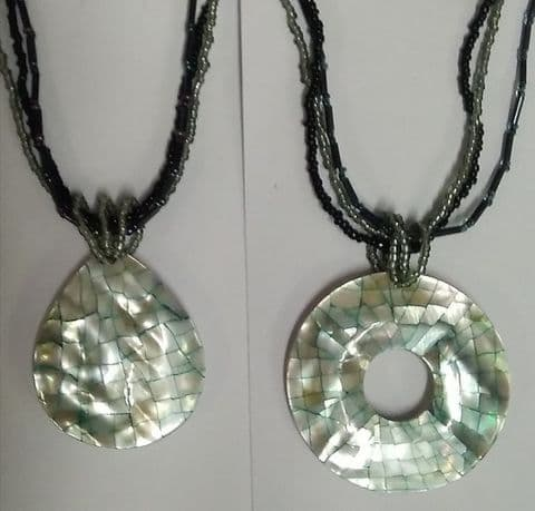 The Abalone Shell Green