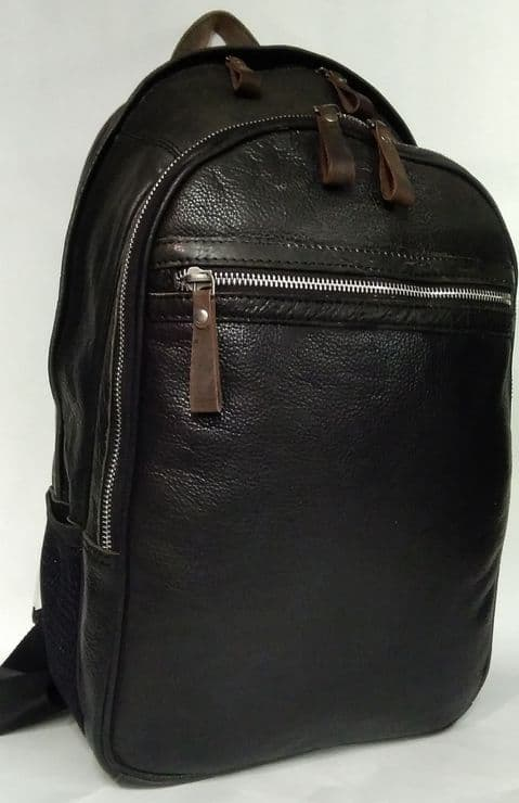 The Class Large Leather Backpack