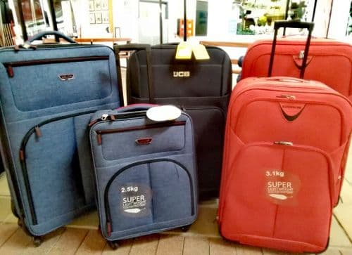 The Luggage and Suitcases