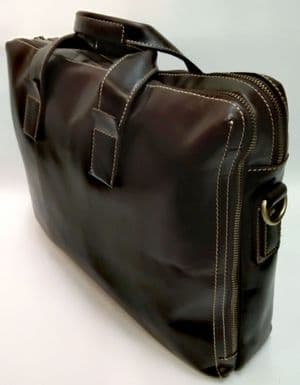 The Smooth Leather Bag Case