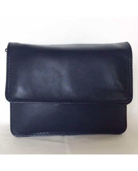 The Soft Leather Small Clutch Handbag