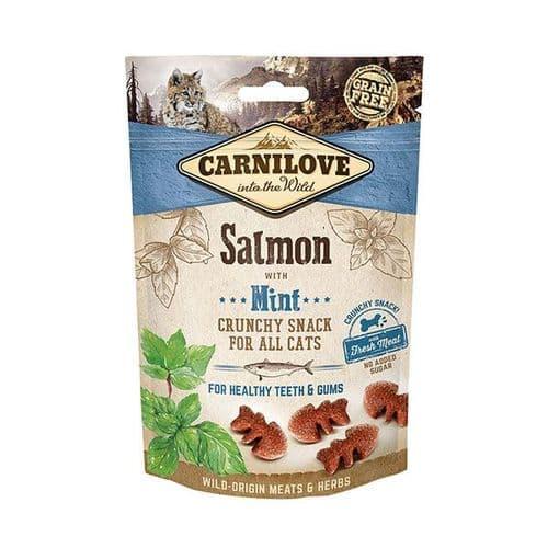 Carnilove Salmon with Mint Cat Treats