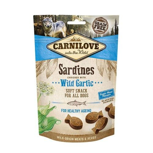 Carnilove Sardines with Wild Garlic