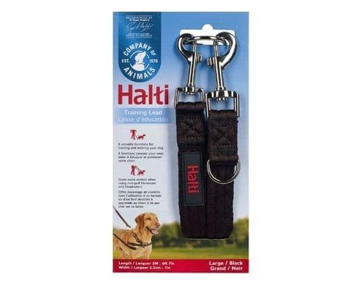 HALTI Training Lead Black