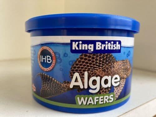 King British Algae Wafers