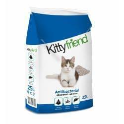 Kitty friend Antibacterial  Cat Litter 25L