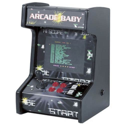 Arcade Baby - Retro Arcade Game Machine