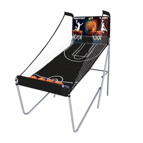 Basketball Shootout Hoops Game (Foldable)