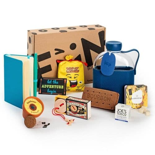 New Starter / Onboarding Fun Gift Box - Welcome your new employees