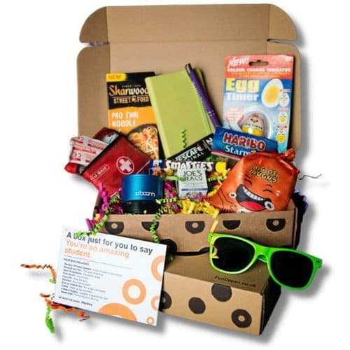 Student Fun Box | Fun Student Care Package | The Fun Experts®?