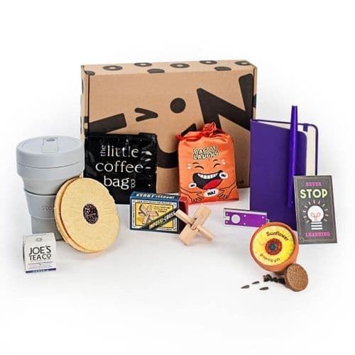 Welcome Back To Work Fun Box - A return to work Gift Box