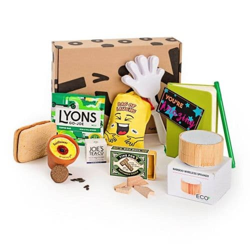 Working From Home Fun Box - A working from home Gift Box